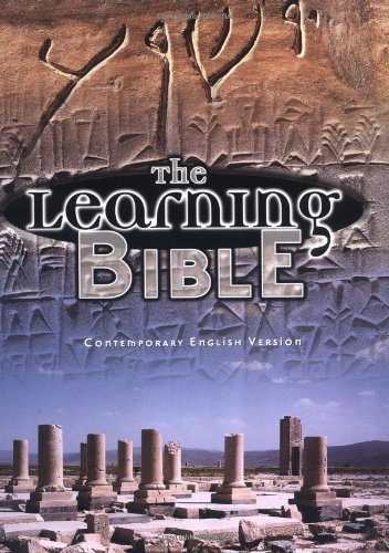 Compare Textbook Prices for The Learning Bible: Contemporary English Version  ISBN 9781585160174 by American Bible Society,Kee, Howard Clark