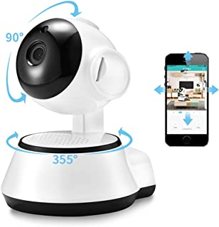 Hd 720P IP Camera V380 Housekeeping Wireless WIFI Security Camera Home Surveillance System Network Webcam Baby Monitor Pet...