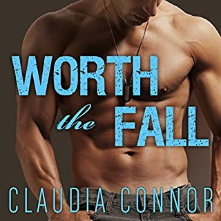 Worth the Fall     McKinney Brothers, Book 1              By:                                                                                                                                 Claudia Connor                               Narrated by:                                                                                                                                 Johanna Parker                      Length: 9 hrs and 40 mins     1,521 ratings     Overall 4.4