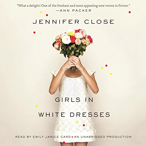 Girls in White Dresses audiobook cover art