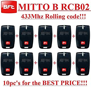 bft remote battery