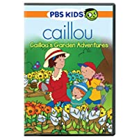Caillou: Caillou's Garden Adventure [DVD] [Import]