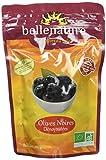 Belle Nature Olives Sachet Noires Dénoyautées Bio 400 G