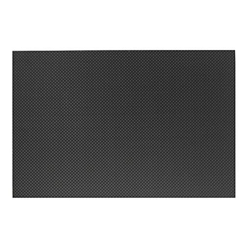 EsportsMJJ 200 x 300 x 2 mm koolstofvezel plaat paneelblad