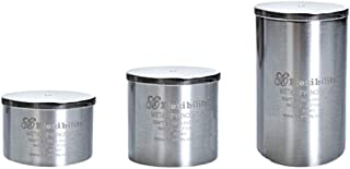 37ML Stainless Steel Paint Density Specific Gravity Test Cup Liquid PycNameter for Paintwork Coating Density Determiner Py...
