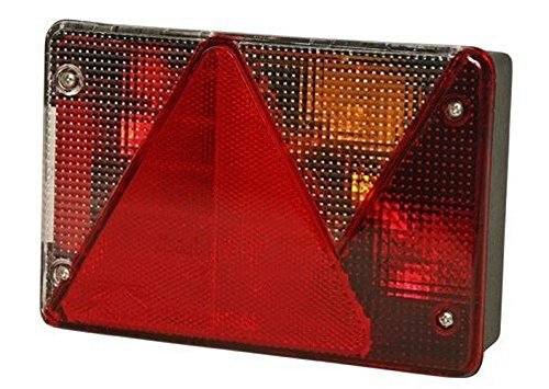 FKAnhängerteile Aspöck Multipoint 4 Lampe rechts Bajonettanschluss 24-8600-007 = 248600007