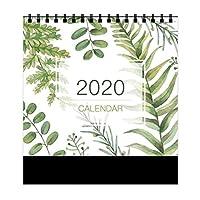 カレンダー 漫画卓上カレンダーかわいいフルーツストロベリーカラーカレンダー2020太陰暦カレンダー塗装工場カレンダー カレンダー補充 (Color : B)