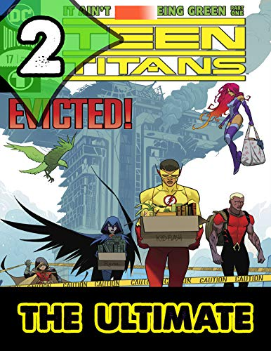 Best Graphic Novels Comics Teen Titans: Book 2 - Ultimate Collections