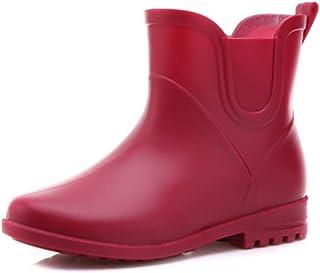 ZOSYNS Damesschoenen mode Chelsea Boots regenlaarzen dames waterdicht anti-slip regenlaarzen outdoor schoenen 36-40
