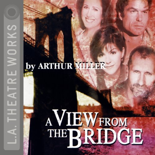A View from the Bridge audiobook cover art