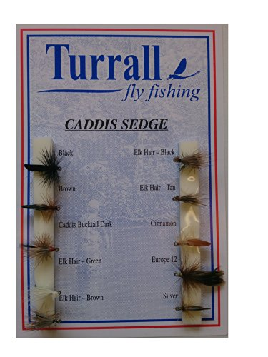 Premium Flies-Selezione e Sedge Caddis