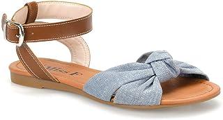 Miss F Kadın Ds17045 19S Moda Ayakkabı