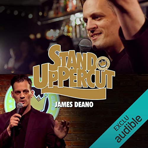 Couverture de Stand UpPercut : James Deano