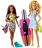 Barbie Camping Toys