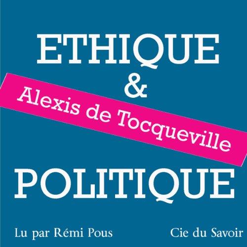 Couverture de Ethique et politique