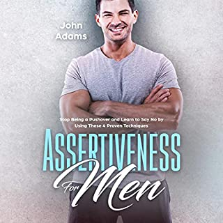 Assertiveness for Men cover art