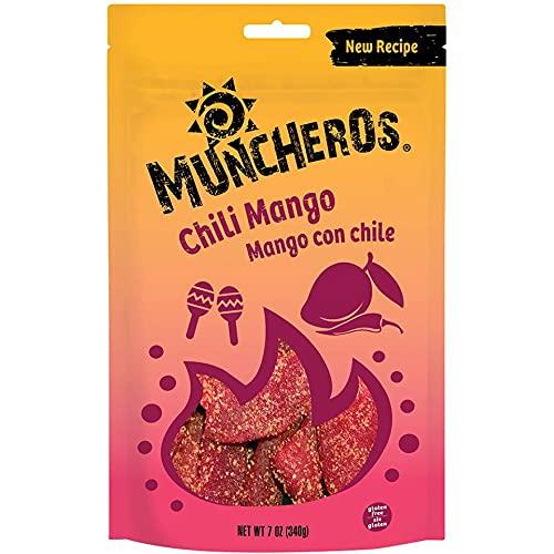 Munchero's Chili Mango, 7-Ounces, 5-Pack