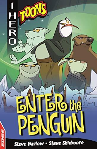 Enter The Penguin (EDGE: I HERO: Toons Book 4) (English Edition)
