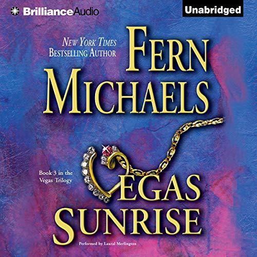 Vegas Sunrise audiobook cover art