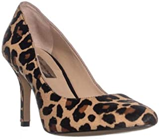 INC NC International Concepts Womens KENJAY Dorsay Pumps Leopard Ombre Size 10M