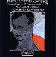 KLAVIERTRIOS OP.8/67/S