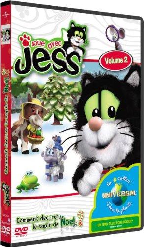 Joue avec Jess-Volume 2-Comment décorer Le Sapin de Noël