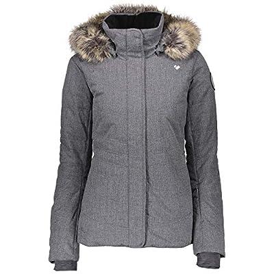 Obermeyer Tuscany II Jacket Charcoal Women's Insulated TOP Alpine 6