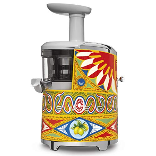 Review Dolce and Gabbana x Smeg Slow Juicer,Sicily Is My Love, Collection…