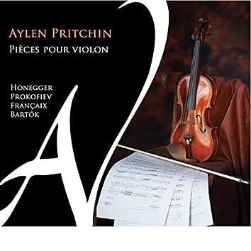 Pièces pour violon
