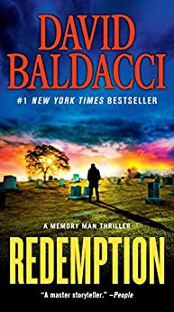 Redemption (Memory Man Series Book 5) by [David Baldacci]