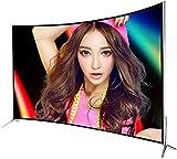 Smart TV, 32/42/55/60 Pulgadas UHD Curvo 4K TV Full HD Android WiFi Incorporado IPS LED Smart Internet Television HDMI