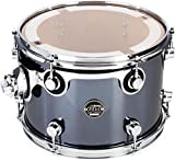 DW Performance Series Mounted Tom - 9 Inches X 13 Inches Chrome Shadow FinishPly