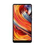 Xiaomi Mi MIX 2 Dual SIM 4G 64GB Black - Smartphones (15.2 cm (5.99'), 64 GB, 12 MP, Android, 7.1.1, Black)