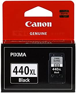 Canon PG-440 Xl Ink Cartridge, Black