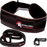 Steel Sweat Weight Lifting Belt - Nylon 6-inch...