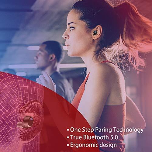 Bluetooth Kopfhörer BEVA Kabelloses Bild 6*