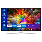 MEDION X15049 125,7 cm (50 Zoll) UHD Fernseher (Smart-TV, 4K Ultra HD, Dolby Vision HDR, Netflix, Prime Video, WLAN, HD Triple Tuner, DTS Sound, PVR, Bluetooth) -