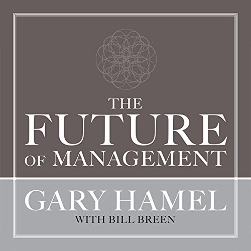 The Future of Management audiobook cover art