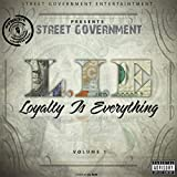 In Love With the Streets (feat. Southsyde Bam, Hush Buckz & U.B.N. I.L. Woody) [Explicit]