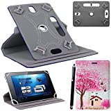 10 inch Tablet Case Cover - Universal Leather Stand Case