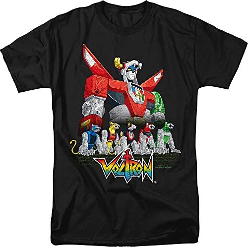 Voltron - Lions T-Shirt Size XXL