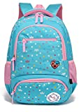 Reelay mee 18 L Polyester, Light Weight, Day-Trip/School Backpack - 2617 (Water Blue)