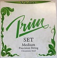 Prim(プリム)バイオリン弦Set (Mediujm)