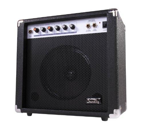 Soundking AK20-G Gitarrenverstärker - 2-Kanal, 60 Watt