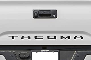 Best tacoma tailgate decal Reviews