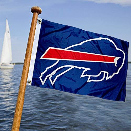 WinCraft Buffalo Bills Boat and Golf Cart Flag