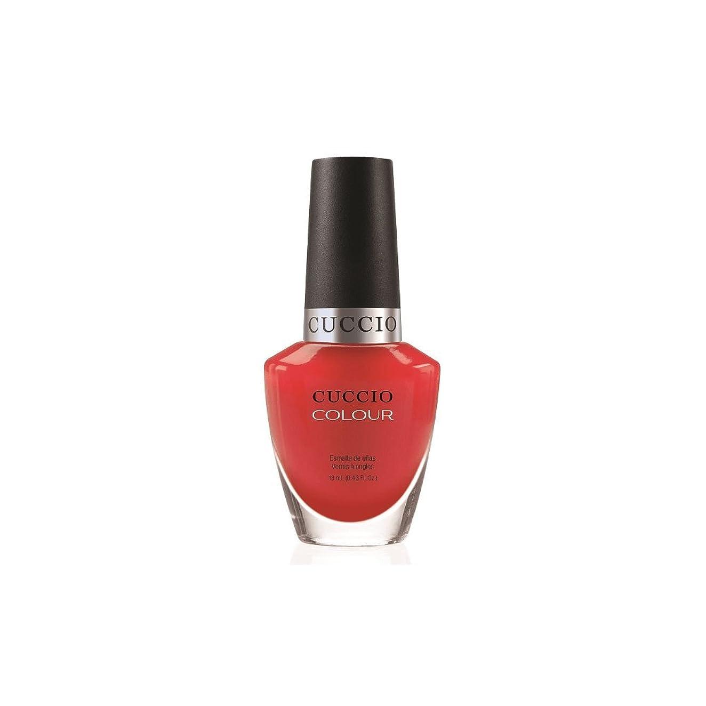 影響力のある看板同等のCuccio Colour Gloss Lacquer - Bloody Mary - 0.43oz / 13ml