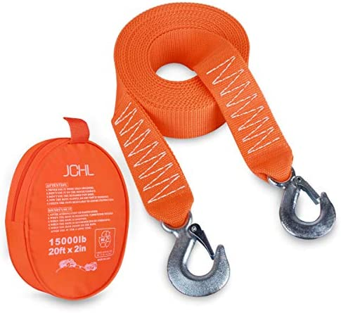 Top 10 Best atv tow strap Reviews