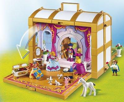 PLAYMOBIL® 4249 - Mein Prinzessinnenkoffer zum Mitnehmen