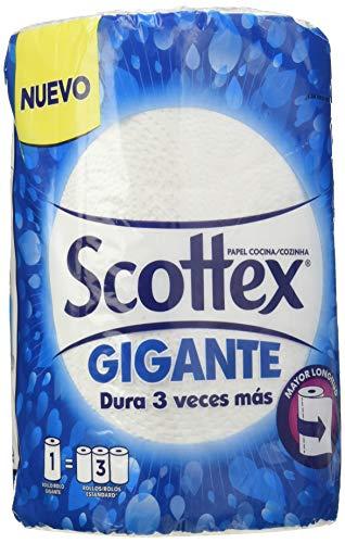 Scottex Gigante papel de cocina - pack de 3 rollos